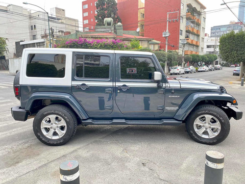 jeep wrangler 3.6 unlimited chief edition 4x4 at