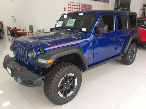 jeep wrangler 3.6 unlimited rubicon recon 4x4 at 2019