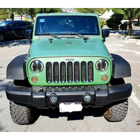 Jeep Wrangler 3.6 Unlimited Rubicon V6 4x4 At 2015