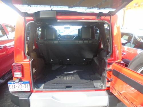 jeep wrangler 3.6 unlimited sahara v6 4x4 at