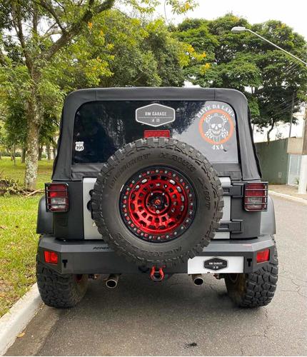 jeep wrangler 3.6 unlimited sport aut. 4p 2013  equipado top