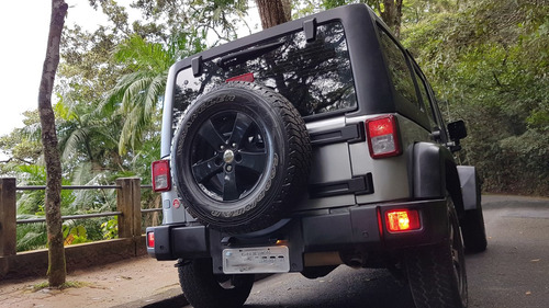 jeep wrangler 3.6 unlimited sport aut. 4p