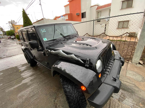 jeep wrangler 3.6 unlimited x 4x4 at 2015