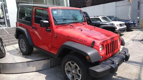 jeep wrangler 3.7 rubicon 3.6 4x4 at 2017