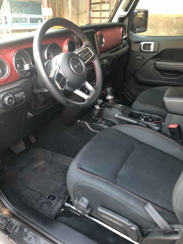 jeep wrangler 3.7 unlimited rubicon 3.6 4x4 at 2019