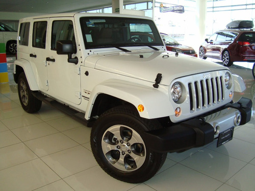 jeep wrangler 3.7 unlimited sahara 3.6 4x4 at