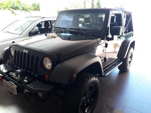 jeep wrangler 3.8 sport aut. 2p 2009