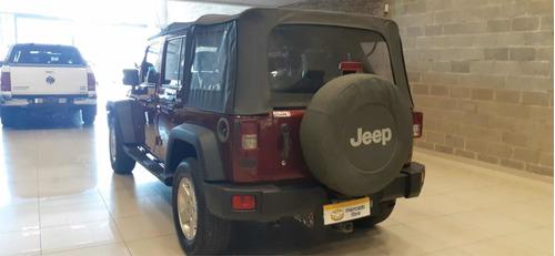 jeep wrangler 3.8 sport unlimited 199cv mtx 2010