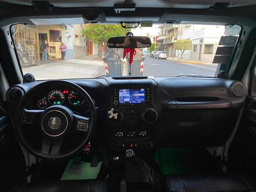 jeep wrangler 3.8 sport unlimited 199cv mtx 2011