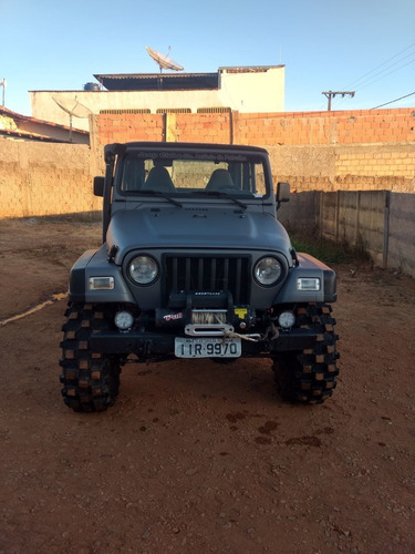 jeep wrangler 4.0 4x4