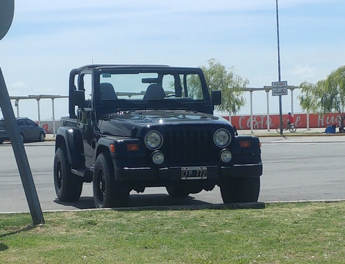 jeep wrangler 4.0 hard top 1998
