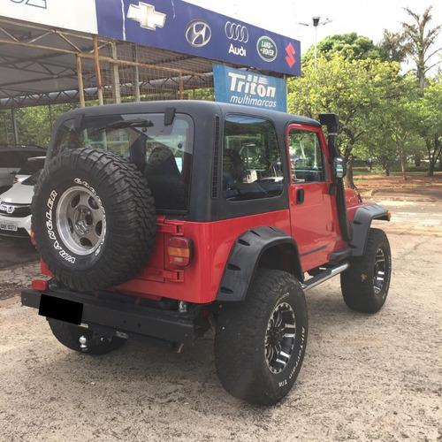 jeep wrangler 4.0 sport aut. 2p