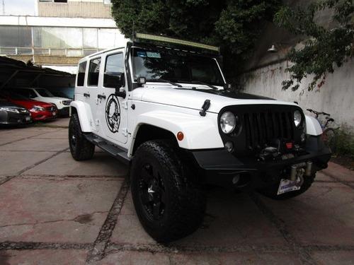 jeep wrangler 4p unlimited altitude ta,a/ac,gps,ra17 4x4