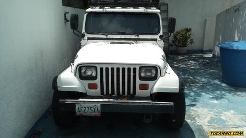 jeep wrangler 4x4