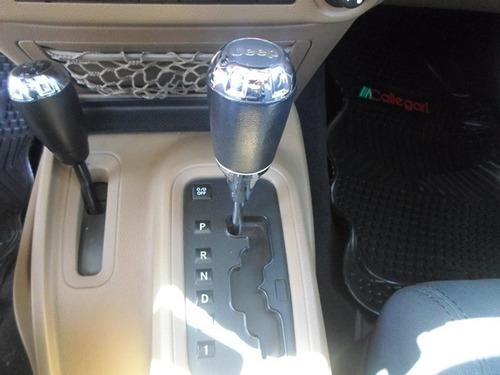 jeep wrangler 4x4 unlimited rubicon 3.8 full aut año 2011