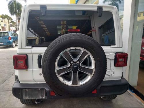 jeep wrangler 5p unlimited jl sahara v6/3.6 aut
