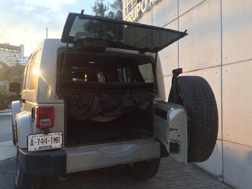 jeep wrangler 5p unlimited sahara v6/3.6 aut