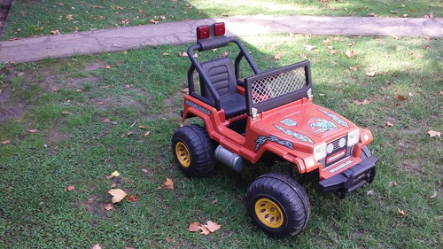 jeep wrangler a bateria