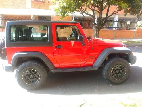 jeep wrangler campero 2016