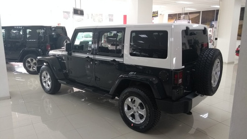 jeep wrangler  chief unlimited 4 puertas 2017