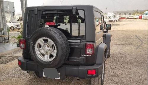 jeep wrangler en desarme