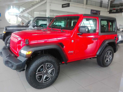 jeep wrangler jl sport at