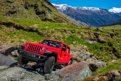jeep wrangler jl unlimited rubicon 3.6 aut. 4x4 0k