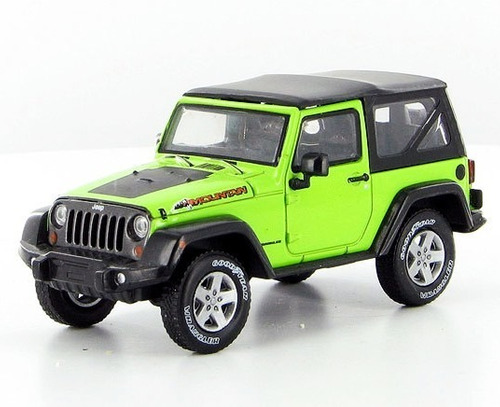 jeep wrangler mountain edition 2013 1/43 greenlight
