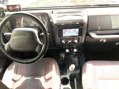 jeep wrangler: otros