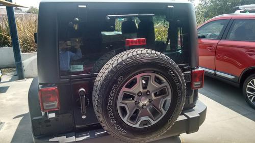 jeep wrangler  rubicon 2 ptas 2017