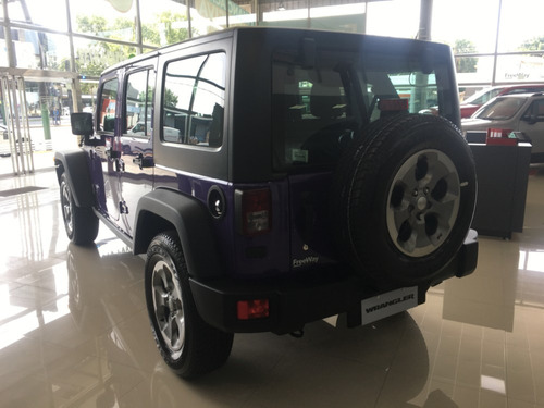 jeep wrangler rubicon 3.6 4x4  2019 0 km venta on line