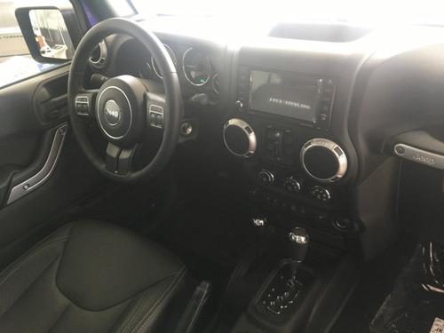 jeep wrangler rubicon 3.6 4x4 at5 2019 0 km
