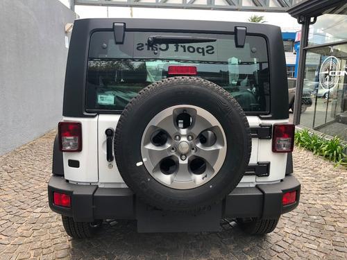 jeep wrangler rubicon 3.6 v6 4x4 0km. sport cars sur