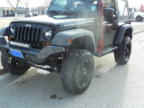 jeep wrangler rubicon 4x4 at 2008