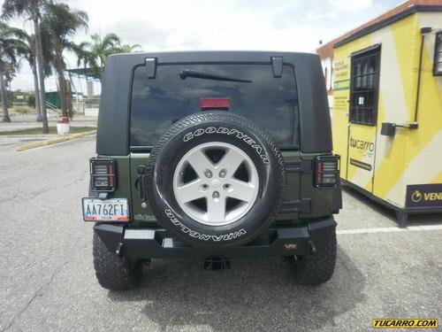 jeep wrangler rubicon automática