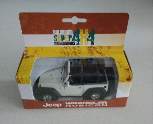jeep wrangler rubicón escala 1 32