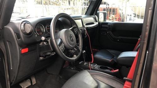 jeep wrangler rubicon recon 2017.. seminuevo...
