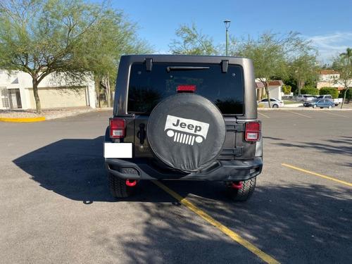 jeep wrangler rubicon recon 2018 4x4