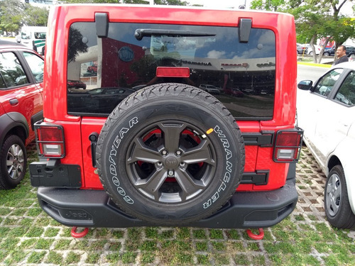 jeep wrangler rubicon recond unlimited 4 puertas 2017