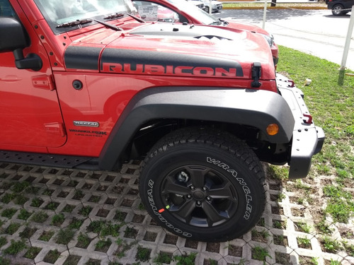 jeep wrangler rubicon recond unlimited 4 puertas 2017