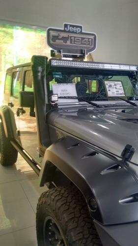 jeep wrangler rubicon unlimited 4 puertas 2017