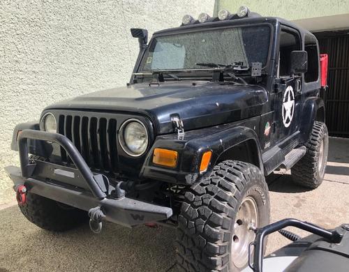 jeep wrangler sahara 1999