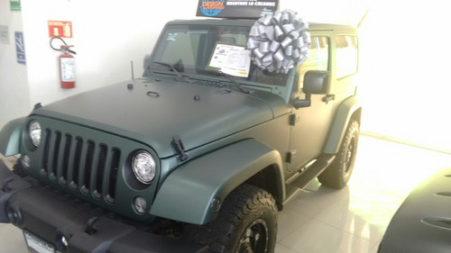jeep wrangler  sahara 2 ptas  equipado 2017