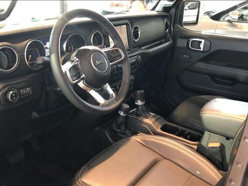 jeep wrangler sahara 2p 4x4 at8  2.0 turbo gasolina 0km2020