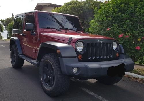 jeep wrangler sahara 3.8