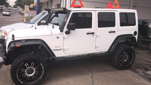 jeep wrangler sahara 4x4 3.6 5p