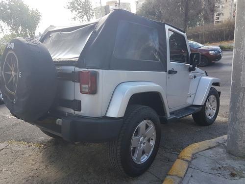 jeep wrangler sahara 4x4 at 2010