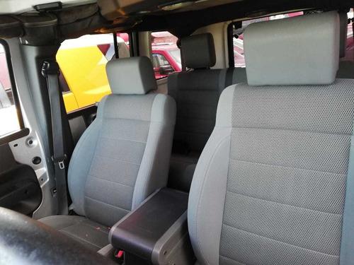 jeep wrangler sahara 5 puertas 2007