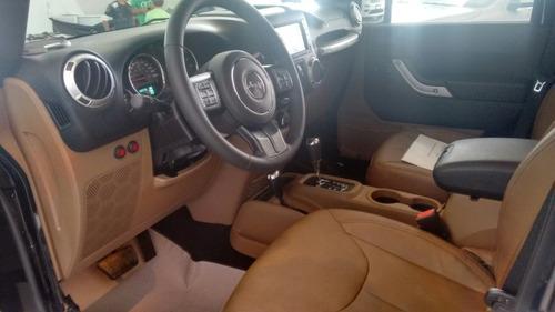 jeep wrangler sahara unlimited 4 puertas 2017