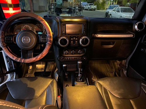 jeep wrangler sahara unlimited 4x4 2017